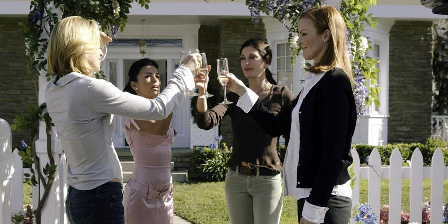 desperate housewives série télévision fin
