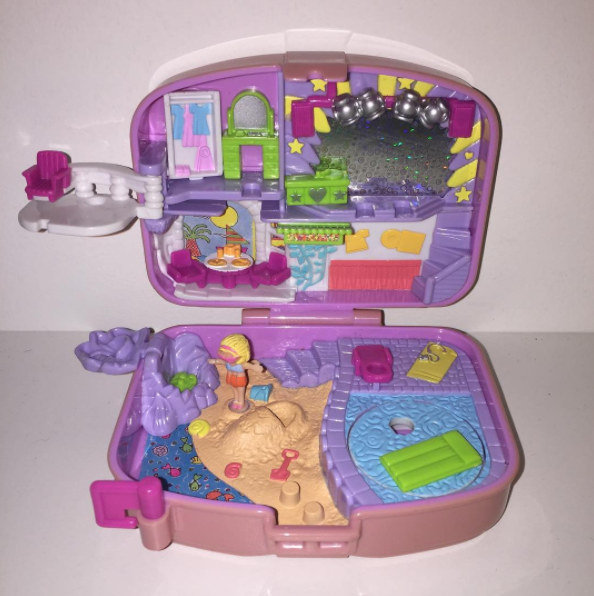 Des Polly Pocket.